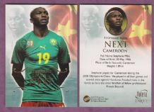 Cameroon Stephane Mbia Marseille 193